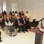 Emotivo encuentro de ex diputados y convencionales en la Legislatura neuquina
