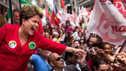 Rousseff fue una guerrillera durante la dictadura.