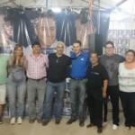 Raúl Béttiga cerró la campaña confiado en un triunfo