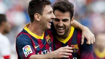 El rumor de su salida vuelve a inquietar a los hinchas del Barcelona.