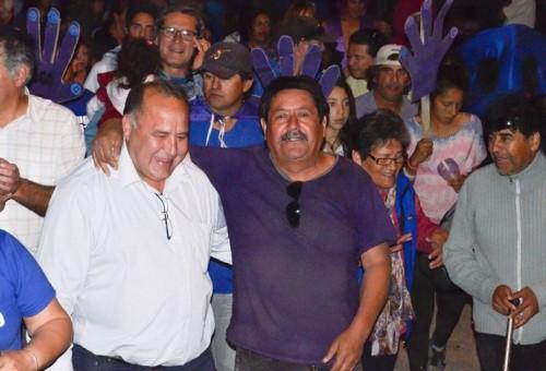 Hugo Moenne ganó la interna y es el candidato del MPN en Senillosa
