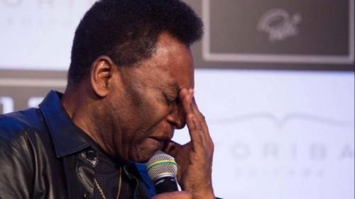 Pelé está internado en grave estado.