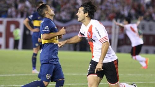 River es finalista de la Copa Sudamericana.