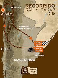 Dakar 2015 Argentina