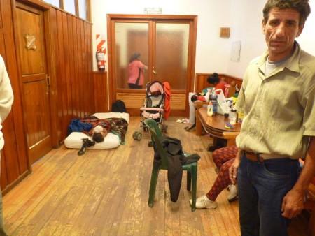 Embarazadas tomaron el municipio de San Martín en reclamo de trabajo