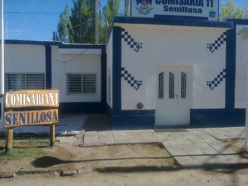 La policía desalojó por la fuerza la ruta 22 en Senillosa
