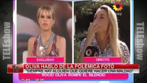 Maradona se casa con Oliva