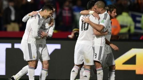 Sergio Ramos y Bale, convirtieron para el Real Madrid.