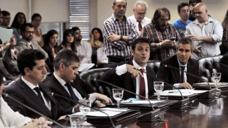 El juez Bonadio fue sancionado por el oficialismo.