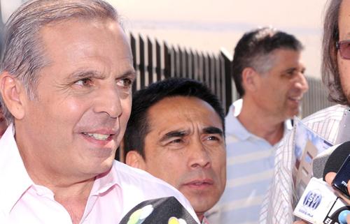 El gobernador Sapag quiere un aeropuerto de cargas para Neuquén