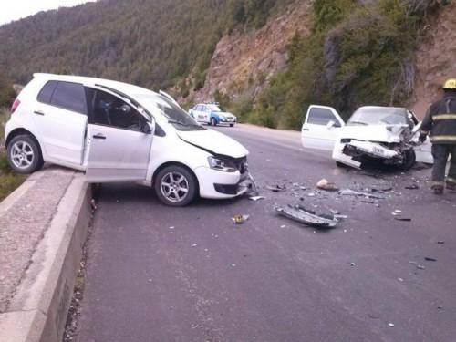 Grave accidente en San Martín de los Andes
