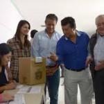 El emepenista, Hugo Gutiérrez, logró un aplastante triunfo en Chos Malal