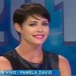 Pamela David confirmó que será la conductora de los debates de Gran Hermano