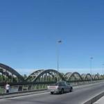 Manifestantes levantaron el corte parcial en los puentes