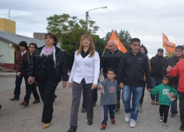 Rioseco encotró apoyo emepenista en Senillosa