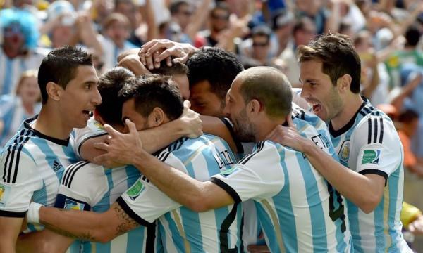 argentina debuta copa america