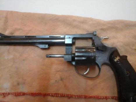 arma requisada senillosa