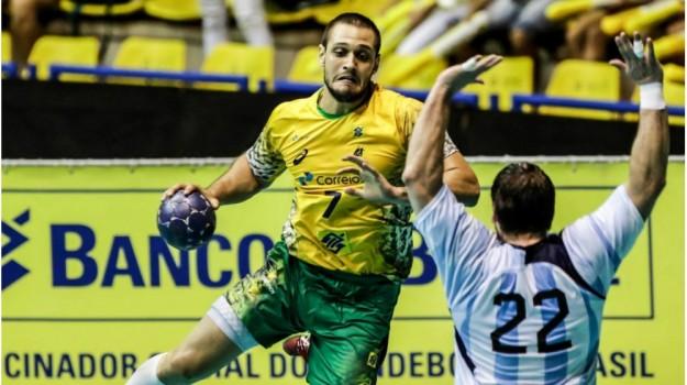gladiadores pierden brasil