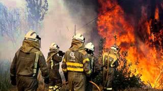 incendio españa