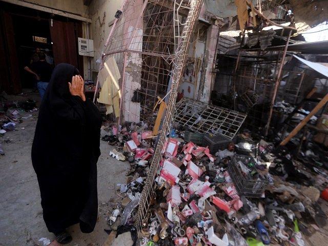 irak atentado mercado