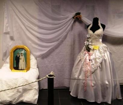 vestidos exhibicion