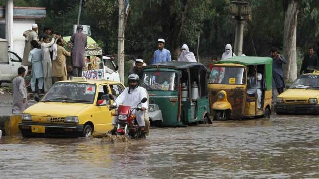 lluvias pakistan