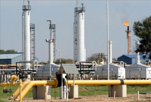 petroleo gas