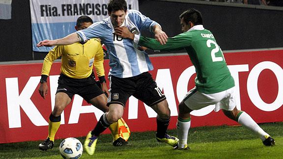 Argentina-Bolivia-Copa-America-Empata-Messi
