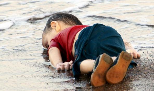 niño de tres años ahogado