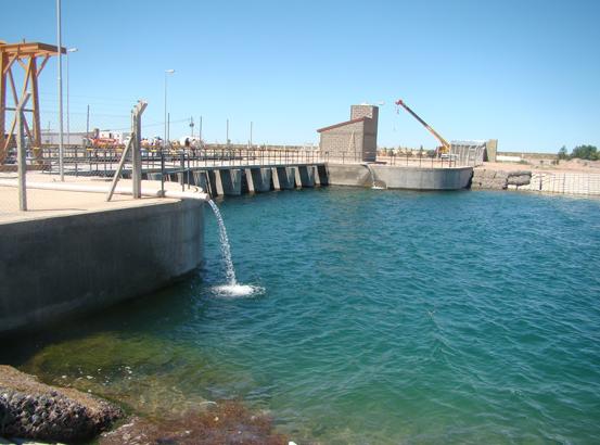 El acueducto Mari Menuco se proyectó con el fin de abastecer de agua potable en cantidad y calidad a 1 millón de neuquinos.