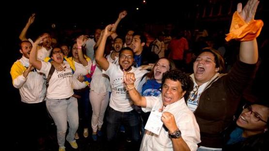 festejo venezolano