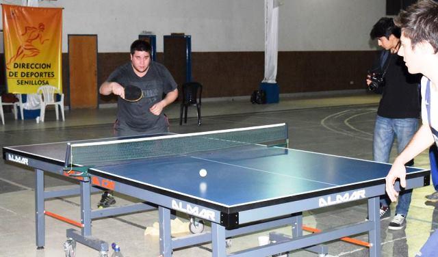 Senillosa disfrut del primer torneo de tenis de mesa neuqu n 24 horas - Torneo tenis de mesa ...