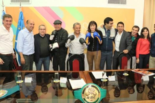 El evento será el puntapié inicial para que el boxeo vuelva a ser protagonista en la ciudad