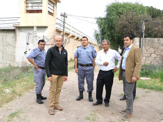 """""""La Municipalidad no pide la tierra, sino la continuidad de la trama urbana"""", aclaró el intendente."""
