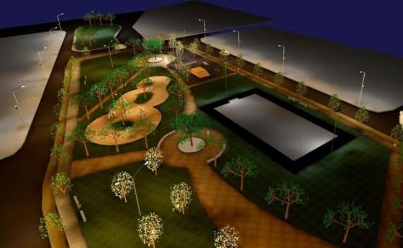 La obra será inaugurada en el verano de 2017.