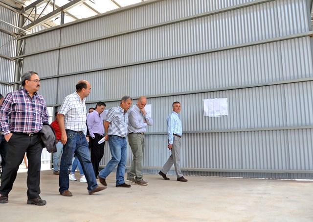 Quiroga y funcionarios nacionales que a principio de año recorrieron el CAN y avalaron la iniciativa regional.