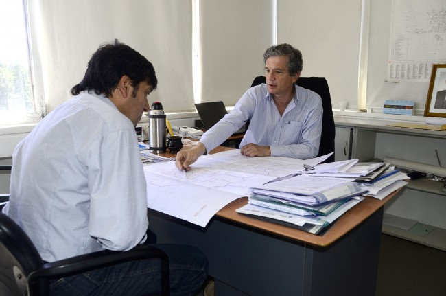 Las reuniones tienen por objeto informar sobre las obras hidráulicas que se ejecutan y están previstas realizar en el 2017.