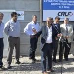 """Quiroga: """"Las inversiones para garantizar el servicio eléctrico deben acompañar el crecimiento de la ciudad"""""""