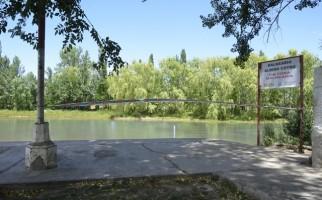 Se esperará a las mediciones de la semana que viene para establecer si el balneario se habilita o no.