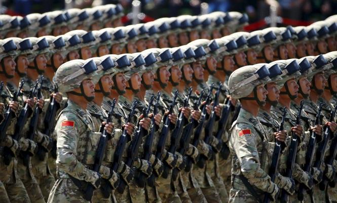 china-militares