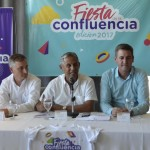 Quiroga presentó la edición 2017 de la Fiesta Provincial de la Confluencia