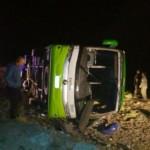 Accidente deja 19 muertos en un viaje con destino a Chile desde Mendoza