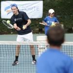 """El """"Mago"""" Coria llega a la ciudad para dar una clínica en la Escuela Municipal de Tenis"""