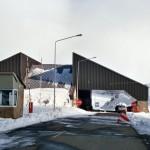 El paso Pino Hachado cerrado por acumulación de nieve