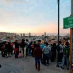 El fuerte sismo de Chile se sintintió en el país