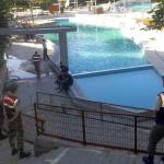 Horror en un parque acuático: mueren cinco personas electrocutadas