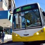 El municipio capitalino convocó a los referentes locales de la UTA para destrabar conflicto