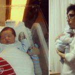 Le hicieron bullying al bebé de Rodrigo Noya y su novia explotó