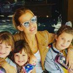 Un polémico video que publicó Nicole Neumann con su hija y provocó fuertes críticas