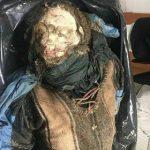 Se filtran fotos del supuesto cadáver de Santiago Maldonado